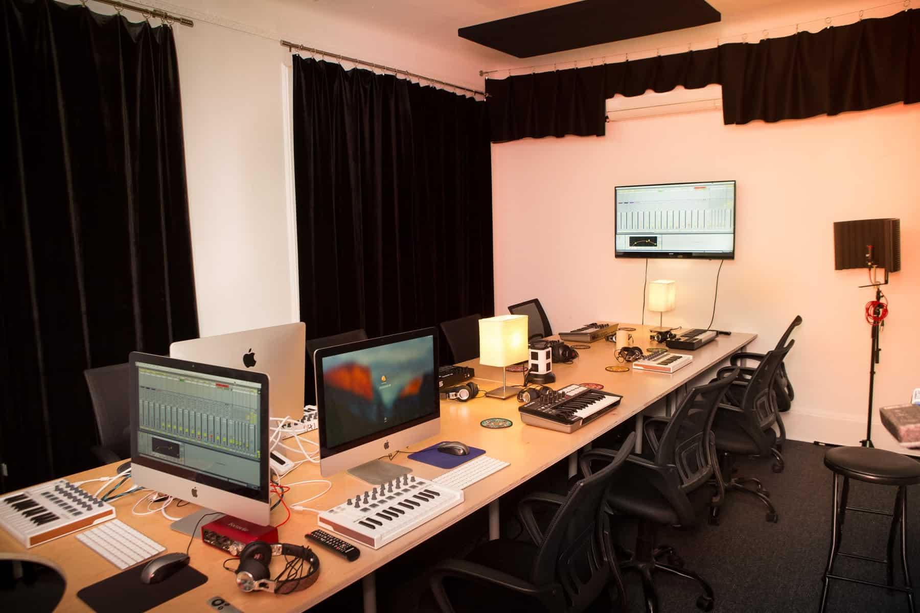 Music Production School Summer Camp New York